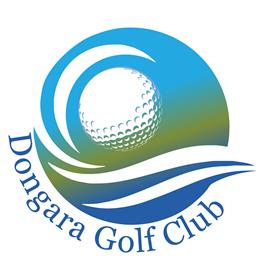 Dongara Golf Club Logo