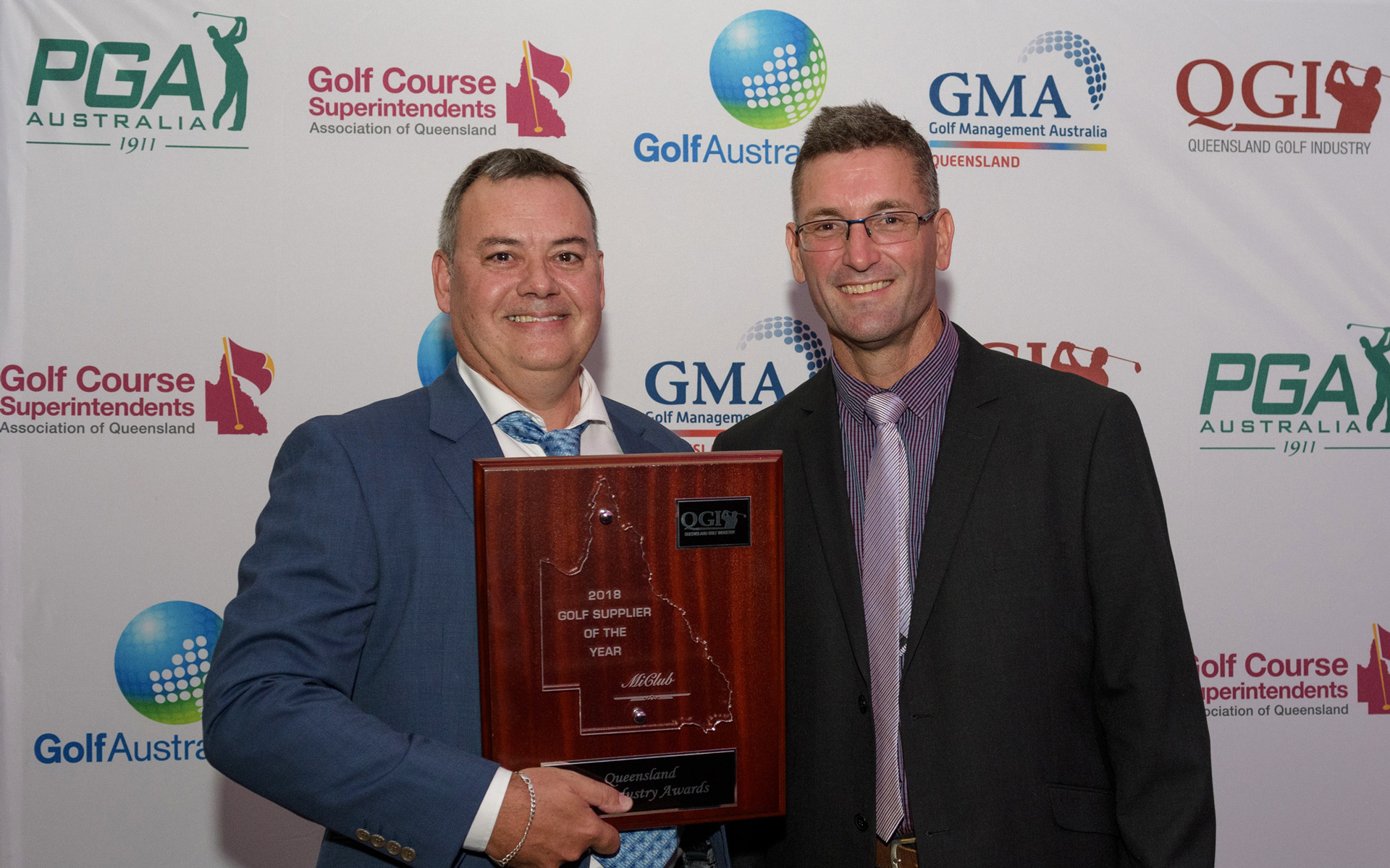 QLD Golf Supplier of the Year