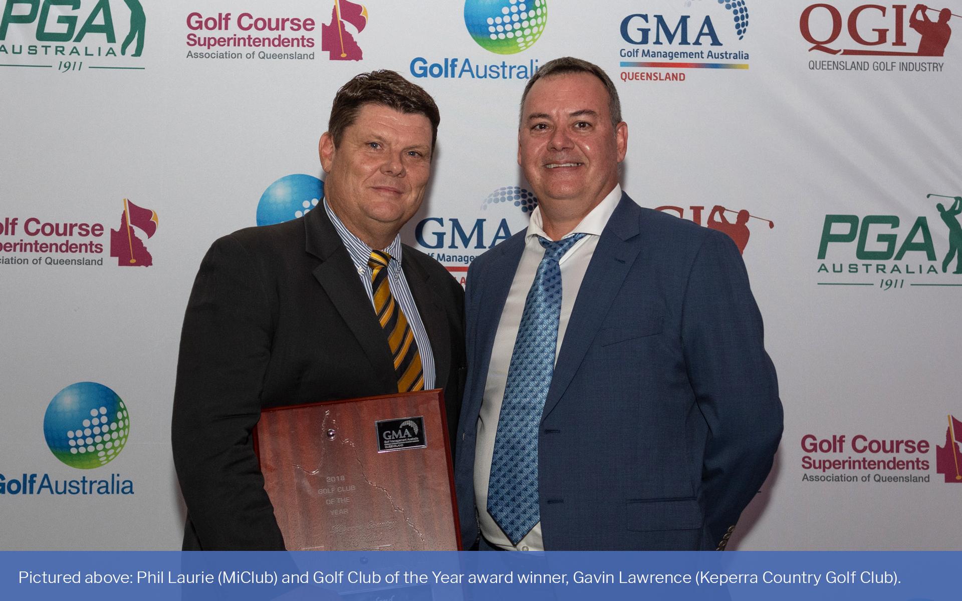 QLD Golf Club of the Year