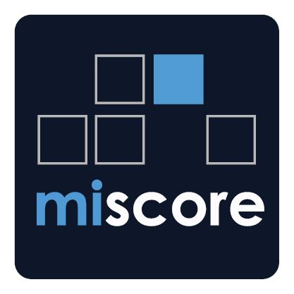 MiScore app icon