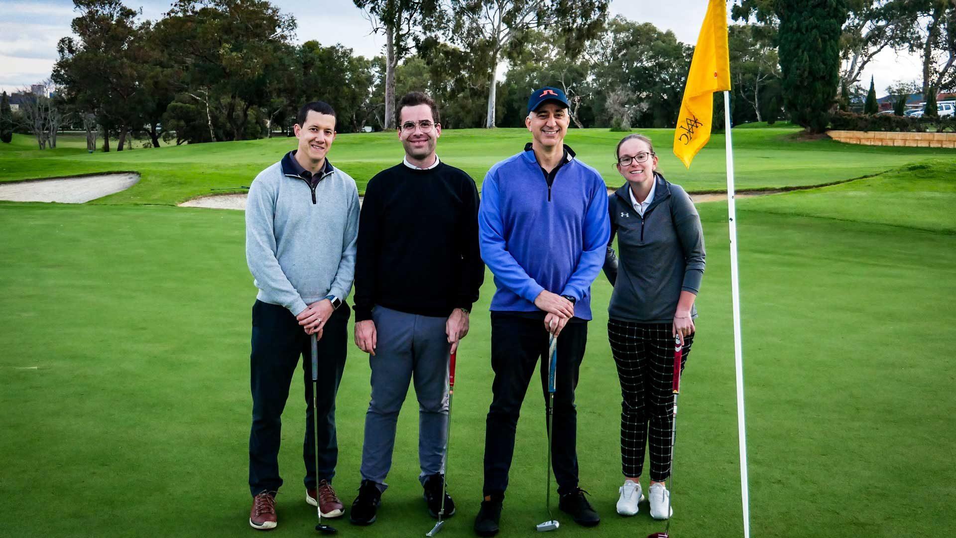 MiClub Golf Group at WAGC
